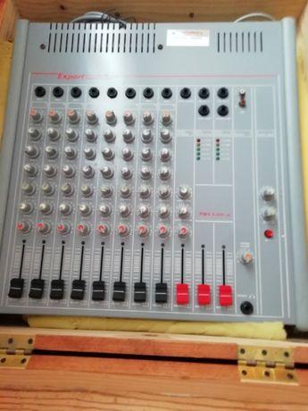 Sistema de som para eventos