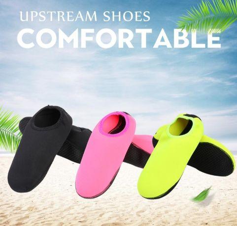 Аквашузи, шкарпетки для пляжу, басейну, дайвінгу та ін