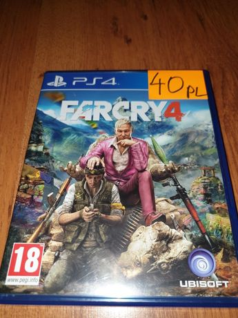 Farcry 4 ps4 PlayStation 4