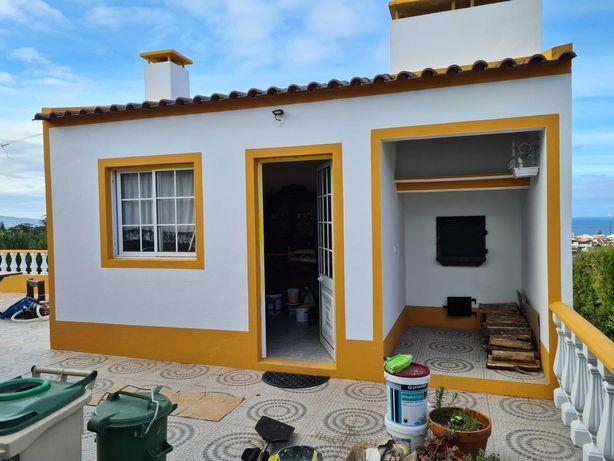 Pinturas de casas