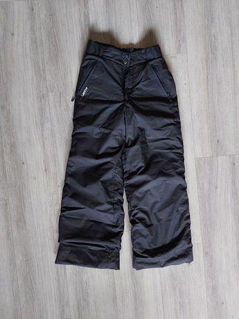 Spodnie narciarskie czarne