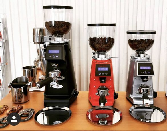 Новые итальянские кофемолки REMIDAG ( fiorenzato)