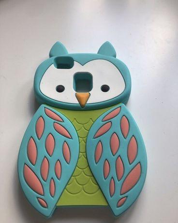 Gumowy case na Huawei P9 lite 2016