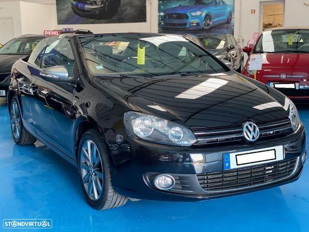 VW Golf Cabriolet 1.2 TSi BlueMotion