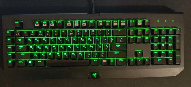Клавіатура razer blackwidow ultimate