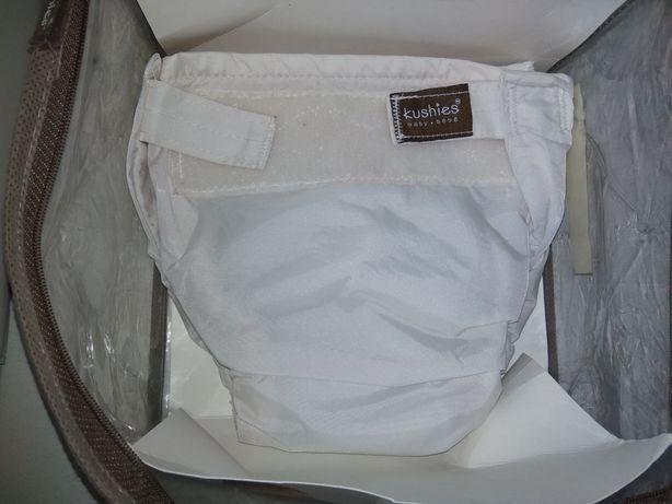 Новый многоразовый подгузник Kushies КАНАДА на 4-10 кг фирменный
