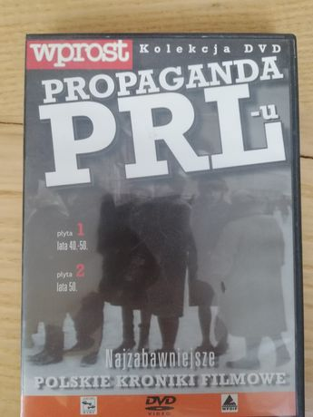 Propaganda PRL-u na DVD kolekcja wprost
