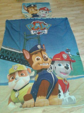 Pościel dla dziecka psi patrol