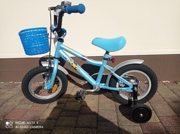 Rowerek dziecięcy rower 12 cali stan bardzo dobry Go Sport dla chłopca