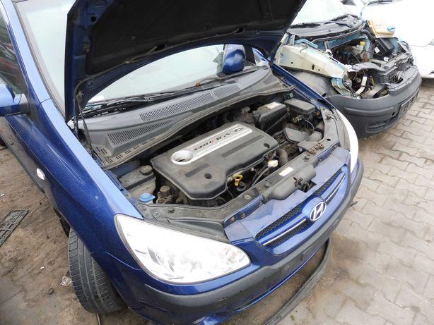 Hyundai Getz 3D 1.5 CRDI D4FA Skrzynia P51759 Maska Drzwi Lampa 3E