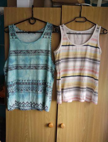 Dwie bluzki rozmiar L