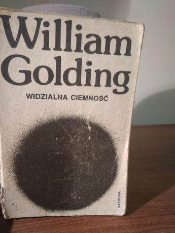 Widzialna ciemność W. Golding