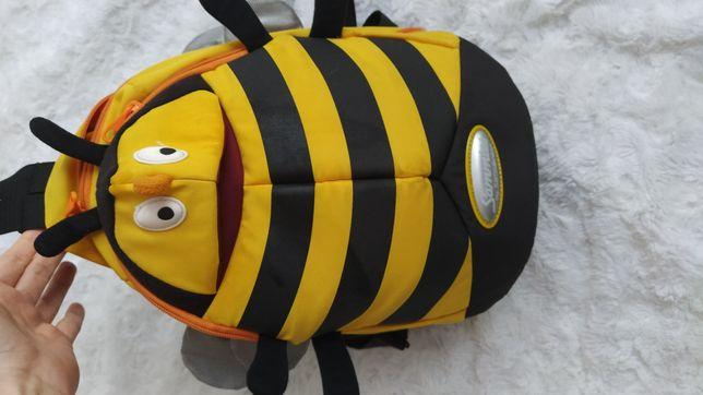 Plecak firmowy Samsonite pszczółka. Stan idealny