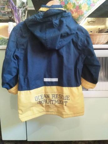 Куртка-ветровка осень-весна
