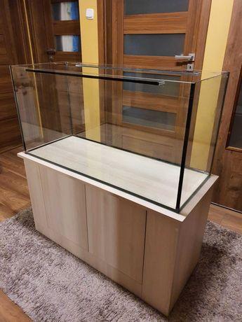 Szafka pod akwarium dąb sonoma 104x42 cm + akwarium 200l