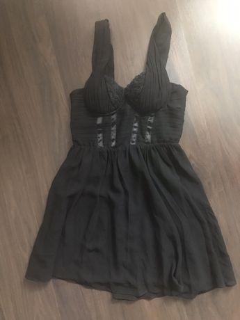 Gorsetowa sukienka H&M S