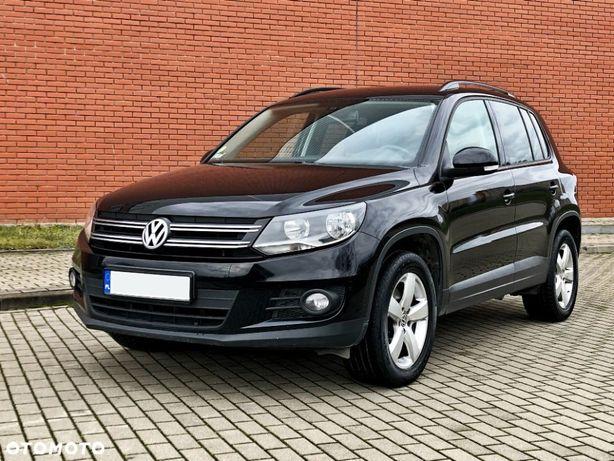 Volkswagen Tiguan 2.0 TDI *Navi *Tempomat *Bluetooth *Czujniki PDC *BEZWYPADKOWY!