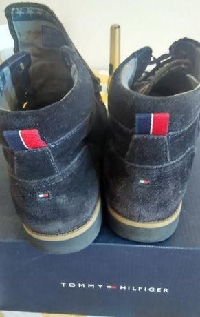 Мужские ботинки Tommy Hilfiger, размер 40,
