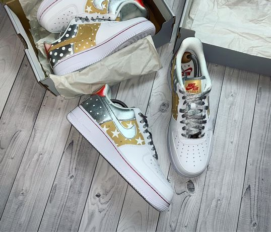 Кроссовки nike air force low 1 one