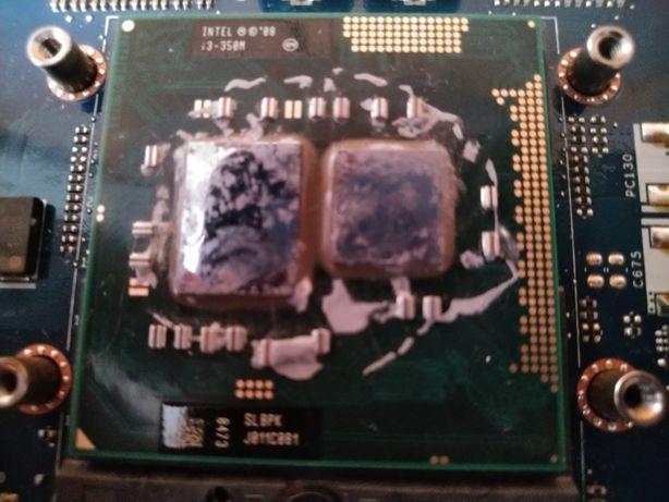 Cpu i3 350M / cpu dual core 1.6GHz