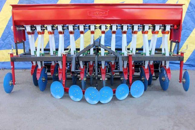 Сівалка сеялка тракторная зерновая на дтз мтз юмз т25 т40 шифенг
