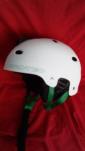 Шлем защитный для скейтборда-PRO-TEC-S/M- оригинал-цена снижена