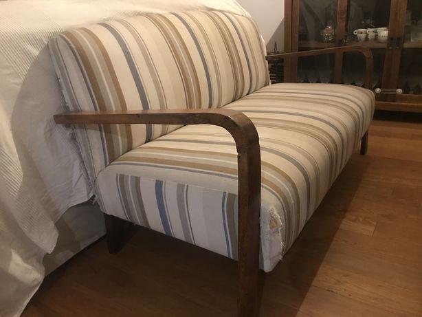 Sofa anos 50 para restauro