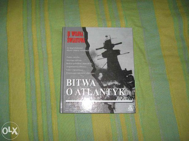 Door Barrie Pitt - Bitwa o Atlantyk II Wojna Światowa