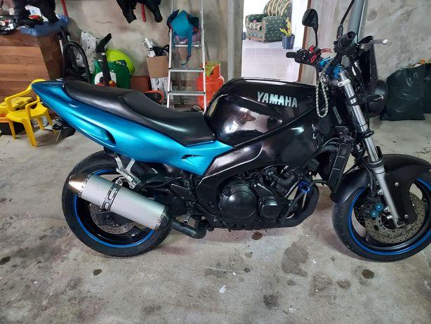 Thundercat 600 naked