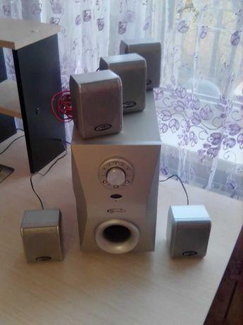 продам Акустическая система Gemix MT-1011 Silver 1000 руб