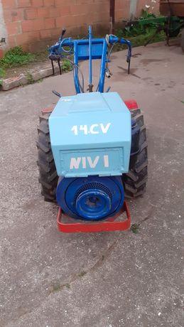 Moto cultivadora