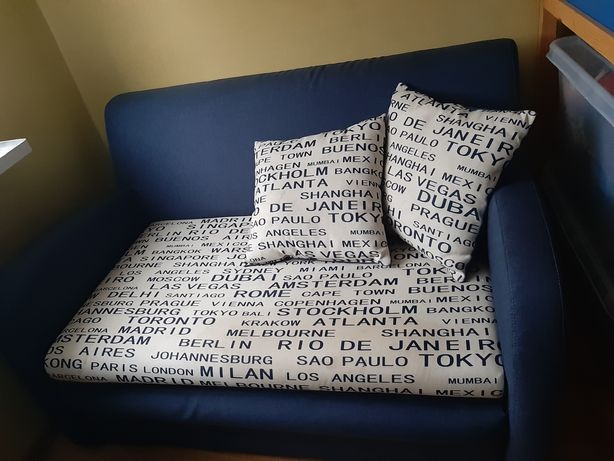 Rozkladana sofa z pojemnikiem cena ostateczna