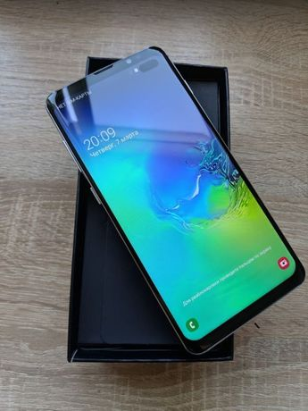 "Телефон Samsung S10 5.8""+ PLUS 6.6"" смартфон Самсунг с10+"