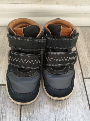 Skórzane buty GEOX 27 półbuty jesienne