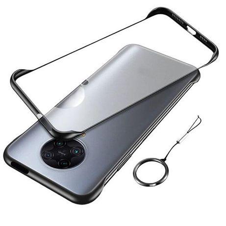 Capa Sem bordas para Xiaomi Poco X3 , Poco X3 NFC, Poco X3 Pro