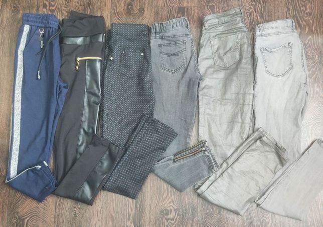Набор штанов, скини, лосины
