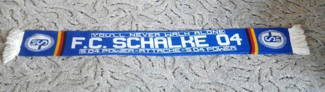 Szalik F.C. Schalke 04. Oryginał.