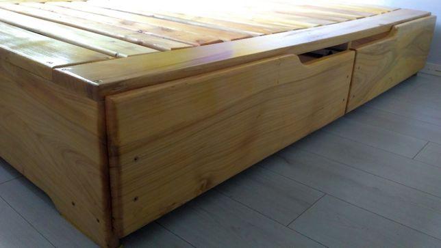[ SUPER ] Łóżko drewniane, zrobione na zamówienie, Wiąz, nie sosna