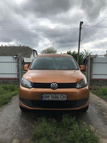 Volkswagen Caddy пас