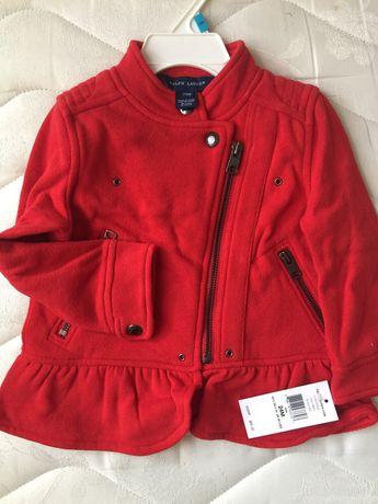 Трикотажная курточка , Ralph Lauren