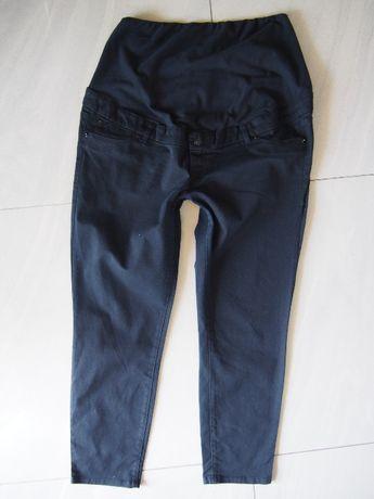 Spodnie ciążowe 46 H&M czarne