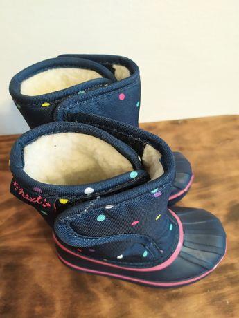 Нові чобітки 24 розмір