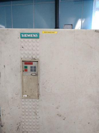 Inverter DC Siemens 200KW, 6SE7033-7TG60, SIMOVERT MASTERDRIV falownik