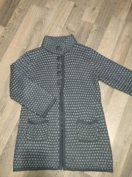 Кардиган пальто женское 48-50рр