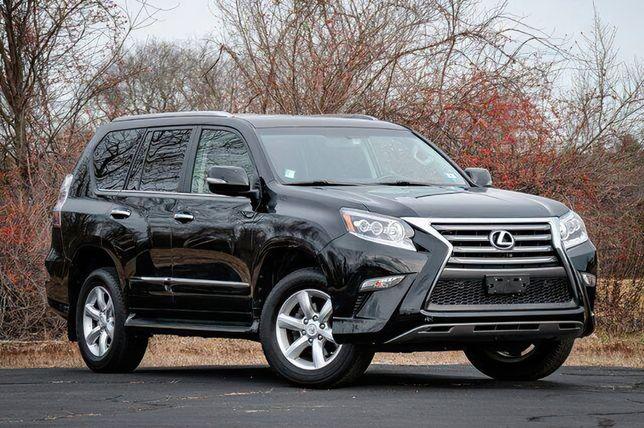 Продам Lexus GX 460 2018