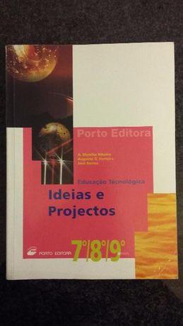 Livro educação tecnológica 7°/8°/9° Ano - novo