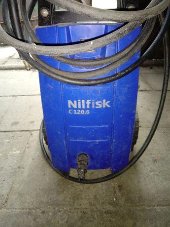 Myjka ciśnieniowa NilFiSK c120.6  sprawna
