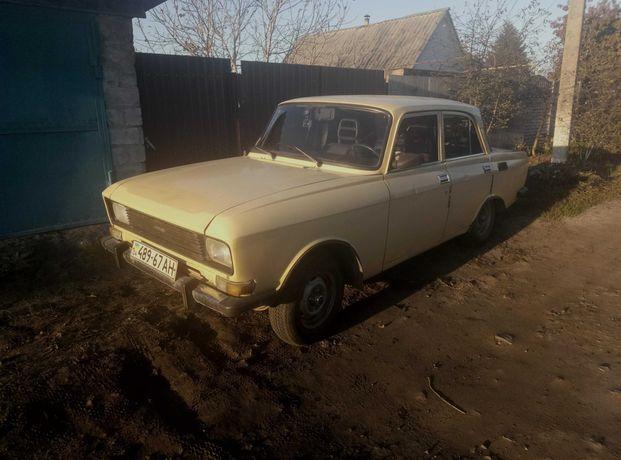 Авто Москвич 2140