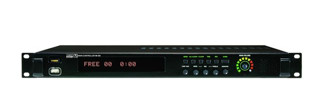Inter-M - IM300  Conference System Main Controller 60W Amplifier