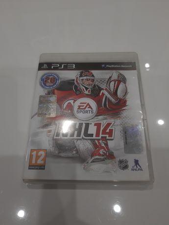 NHL14 na PlayStation3